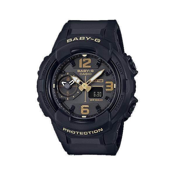 ซื้อ Casio Baby G นาฬิกาข้อมือสุภาพสตรี รุ่น Bga 230 1B สีดำ Casio Baby G
