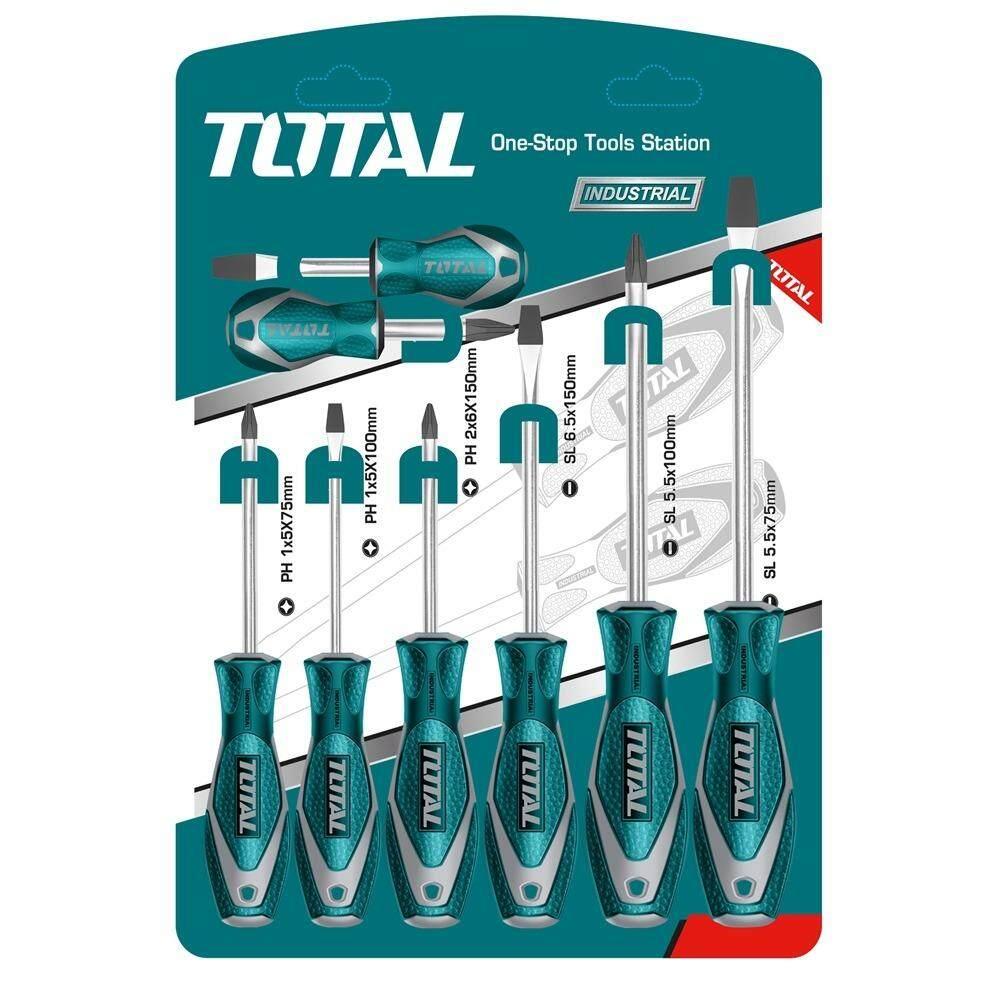 ขาย Total ไขควง 8 ตัวชุด Total เป็นต้นฉบับ
