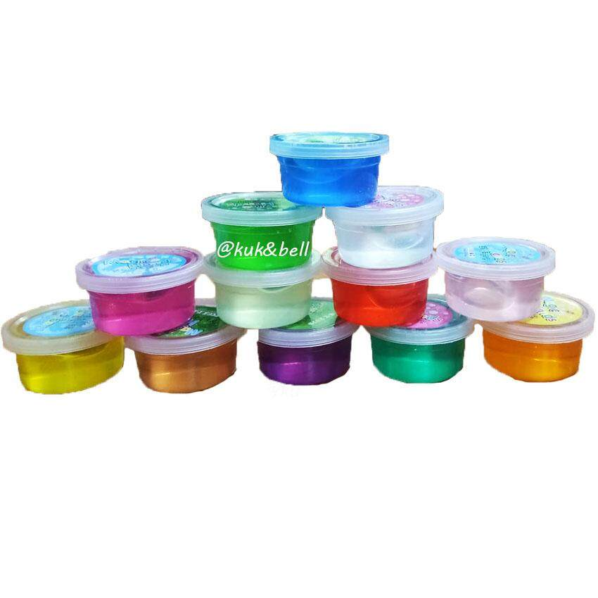 Patipan Toy สไลม Slime Magic Hands 12 สี 6575 By Patipan Toy.
