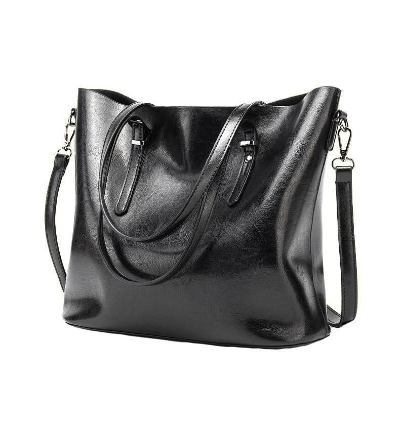 ประจวบคีรีขันธ์ กระเป๋าสะพายข้างพร้อมสายสะพายหนังใหม่2019 Messenger Style Bag รุ่น st999