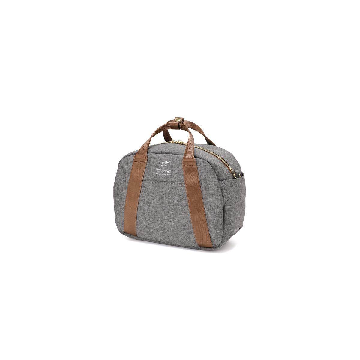 ยี่ห้อนี้ดีไหม  สุรินทร์ anello กระเป๋า สะพายข้าง Mini Boston Shoulder Bag_AT-C1835