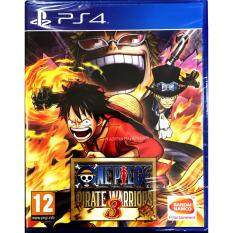 PS4 One Piece Pirate Warriors 3 Eng