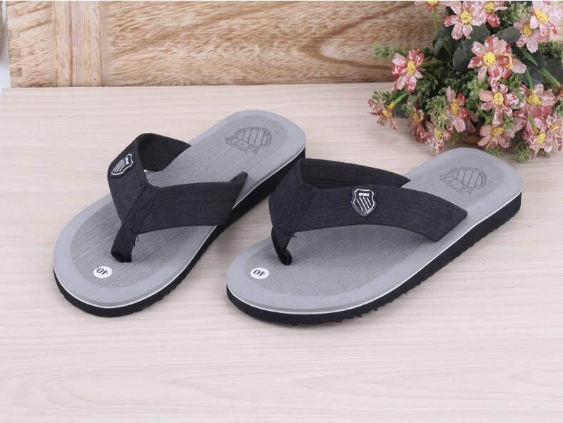 Ok-รองเท้าแตะ รองเท้าสำหรับผู้ชาย นุ่มสบาย รุ่น-1290 By Ok Shop Store.