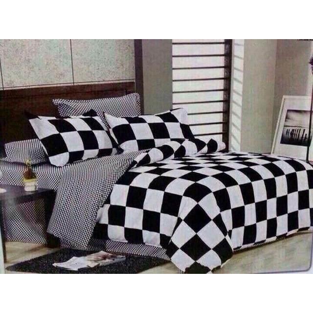 ขาย ผ้าปูที่นอนรัดมุม ลายคลาสสิค เกรด A ขนาด 6 ฟุต 5 ชิ้น ไม่รวมผ้านวม ผ้าปูที่นอนเป็นลายด้านบนของผ้าห่มนะคะ รหัส M005 ออนไลน์ Thailand