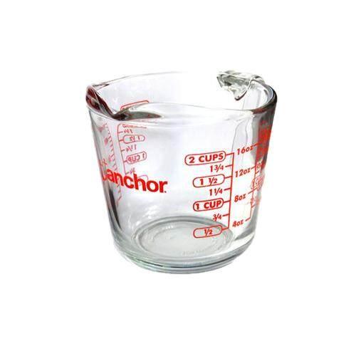 ถ้วยตวงแก้ว 8 ออนซ์ 250ml..