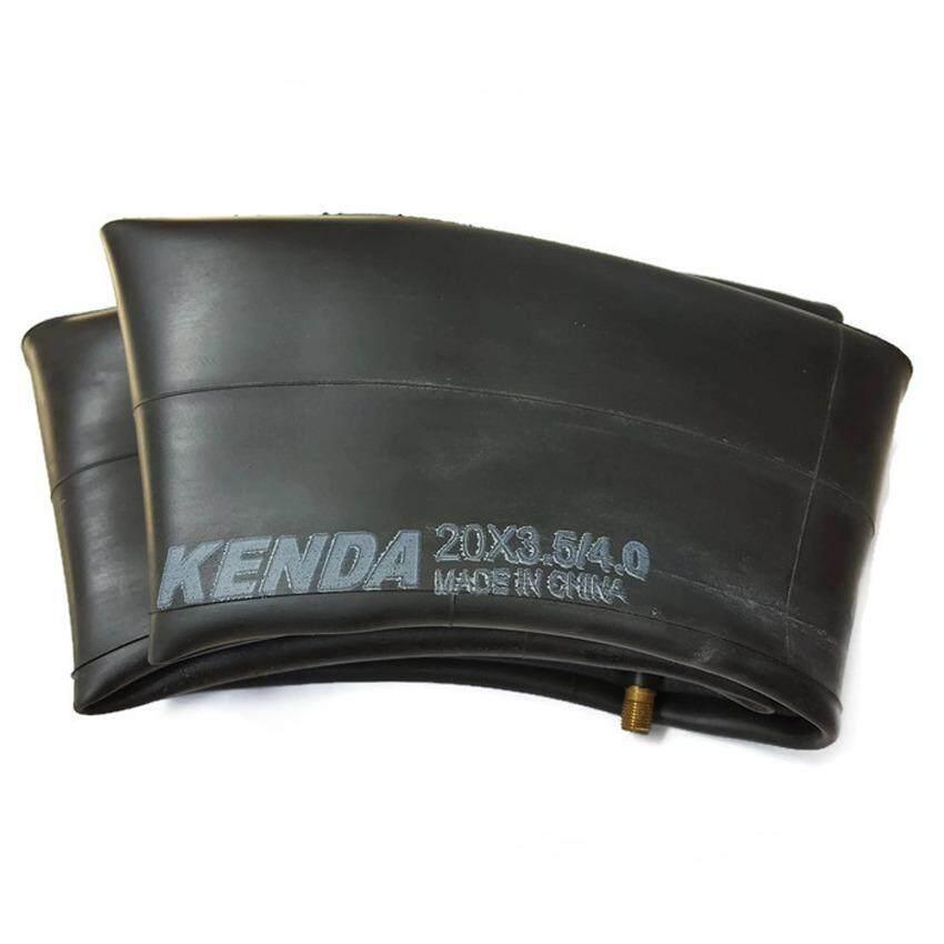 ราคา Kenda ยางในรถจักรยาน 20 X 3 5 4 For Fatbike A V สีดำ เป็นต้นฉบับ