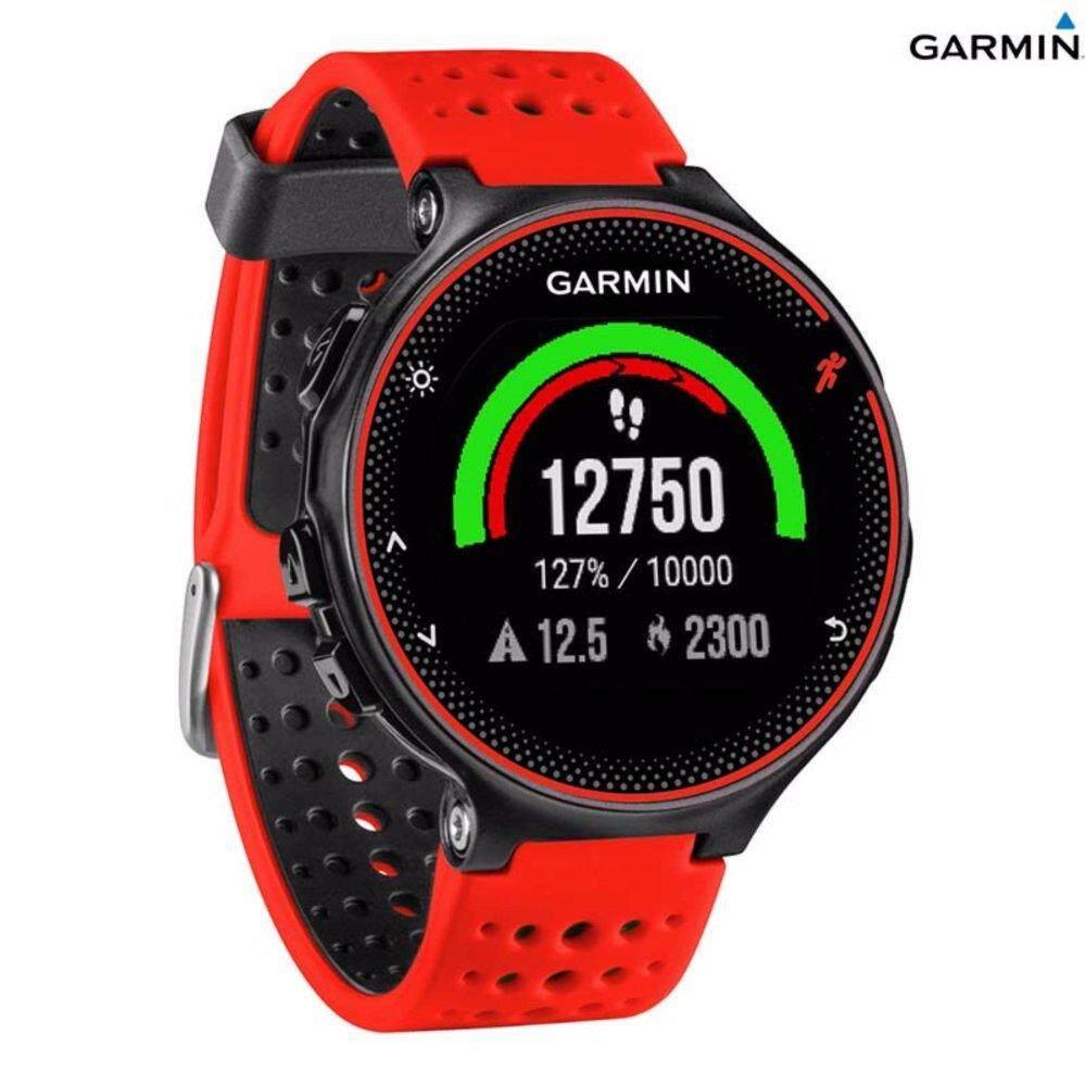 Garmin Sport Watch Forerunner 235 Lava Red/Black