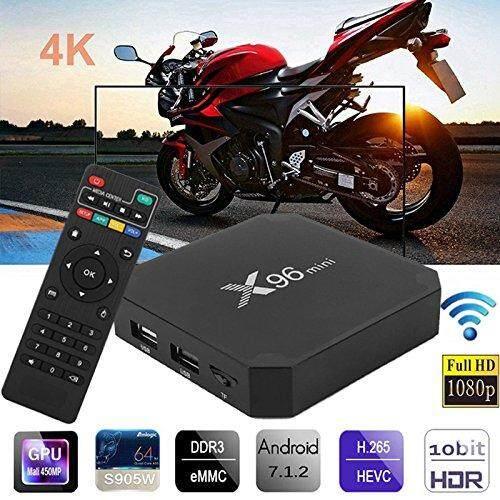 บัตรเครดิต ธนชาต  ยะลา Original งานแท้Android 7.1 BOX สมาร์ททีวี แอนดรอยด์ทีวี ดิจิตอลแอนดรอยด์ทีวี แอนดรอยด์บ็อกซ์ 2G+16G รุ่น X96 mini(Bangkoknet)