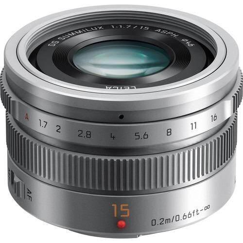 Panasonic Lumix G Leica Dg Summilux 15mm F/1.7 Asph (ประกันec-Mall).