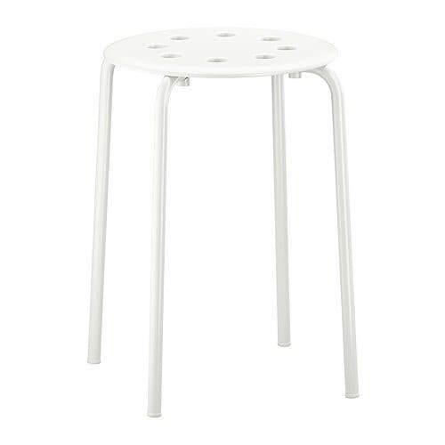 เช่าเก้าอี้ เชียงใหม่ MARIUS เก้าอี้พลาสติก เก้าอี้สตูล เก้าอี้ขาพลาสติก เก้าอี้เอนกประสงค์ Stool Chair ขนาดเส้นผ่านศูนย์กลางที่นั่ง 32 ซม. ความกว้าง 40 ซม. สูง 45 ซม. รับน้ำหนักได้ 100 กก. สีขาว สีแดง สีดำ