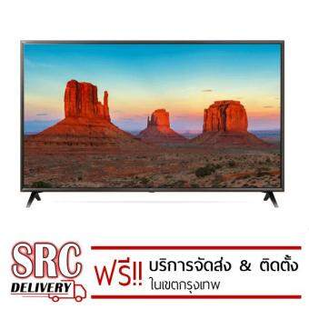 LG UHD 4K TV ขนาด 55 นิ้ว รุ่น 55UK6500PTC