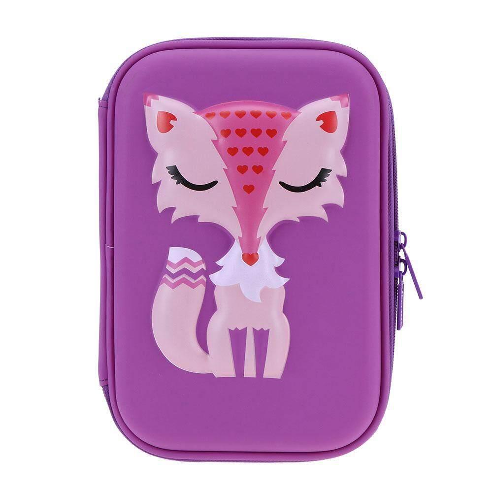 กระเป๋าใส่ปากกาลายการ์ตูนน่ารัก ทำจากวัสดุ Eva By Companionship.