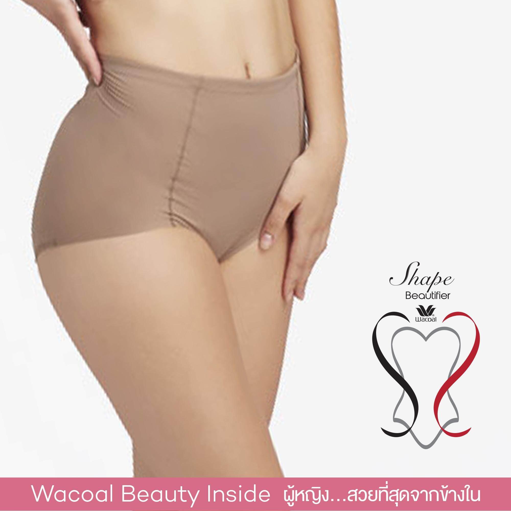 Wacoal Shape Beautifier Body Base Hips กางเกงยกสะโพก - WY1140