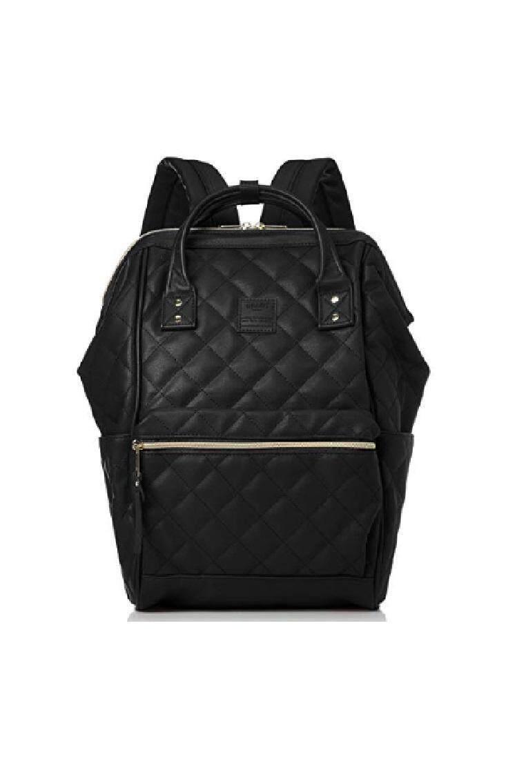 การใช้งาน  พังงา Anello Quilting Hinge Clasp Backpack รุ่นหนังเย็บ ไซส์มินิ ขนาด กว้าง24*สูง 35* หนา14 ซม