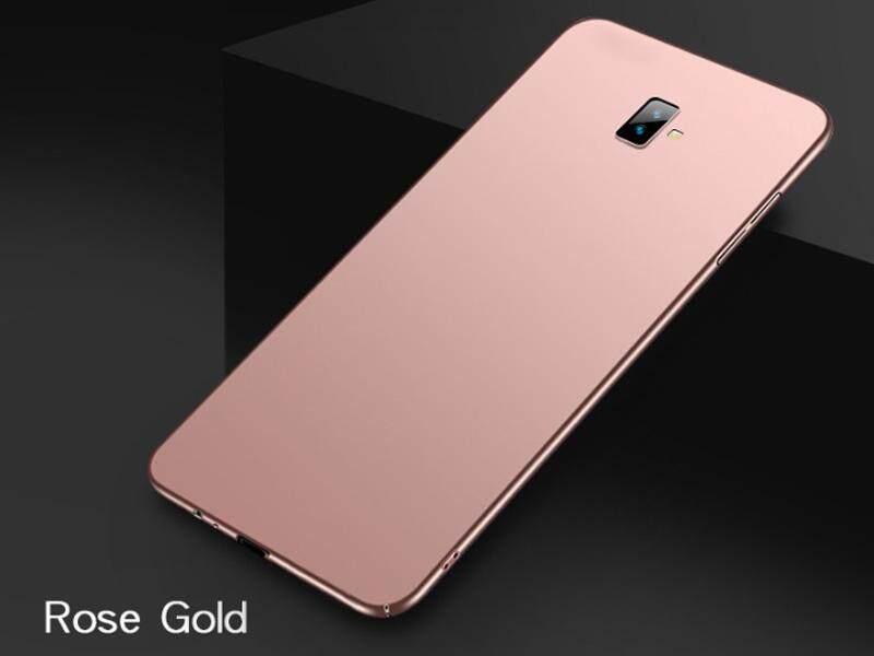 ACT เคส  Samsung Galaxy J6 Plus / J6+ / ซัมซุง กาเเล็กซี่ J6 Plus ขนาดจอ 6.0 นิ้ว รุ่น PC Series ชนิด ฝาหลัง กันกระแทก แบบบางเพียง 0.3 มิล  แบบ Carbon Fiber  สีดำ