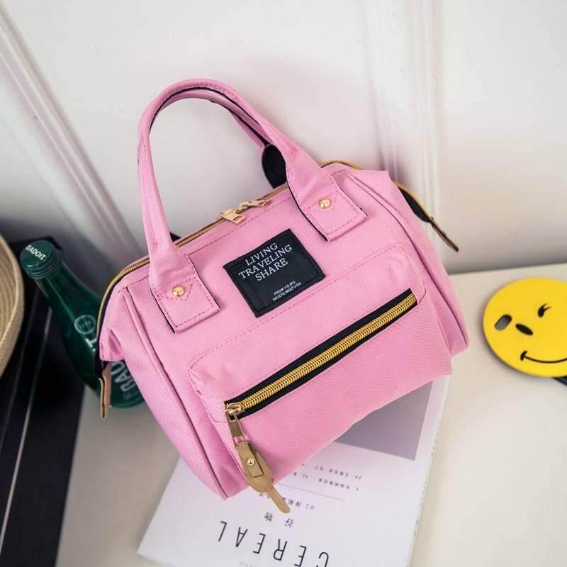 กระเป๋าสะพายพาดลำตัว นักเรียน ผู้หญิง วัยรุ่น พังงา BAIFA SHOP Japan Women Bag กระเป๋าสะพายข้างสำหรับผู้หญิง