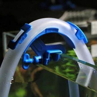 การส่งเสริม Aquarium Filtration Water Hose Holder Live Plants Fish