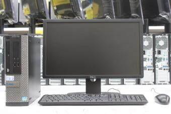 Dell Optiplex 3010 SFF Core i3-3220@3 3 GHz RAM DDR3 4 GB HDD 250 GB  DVD-ROM LCD 20