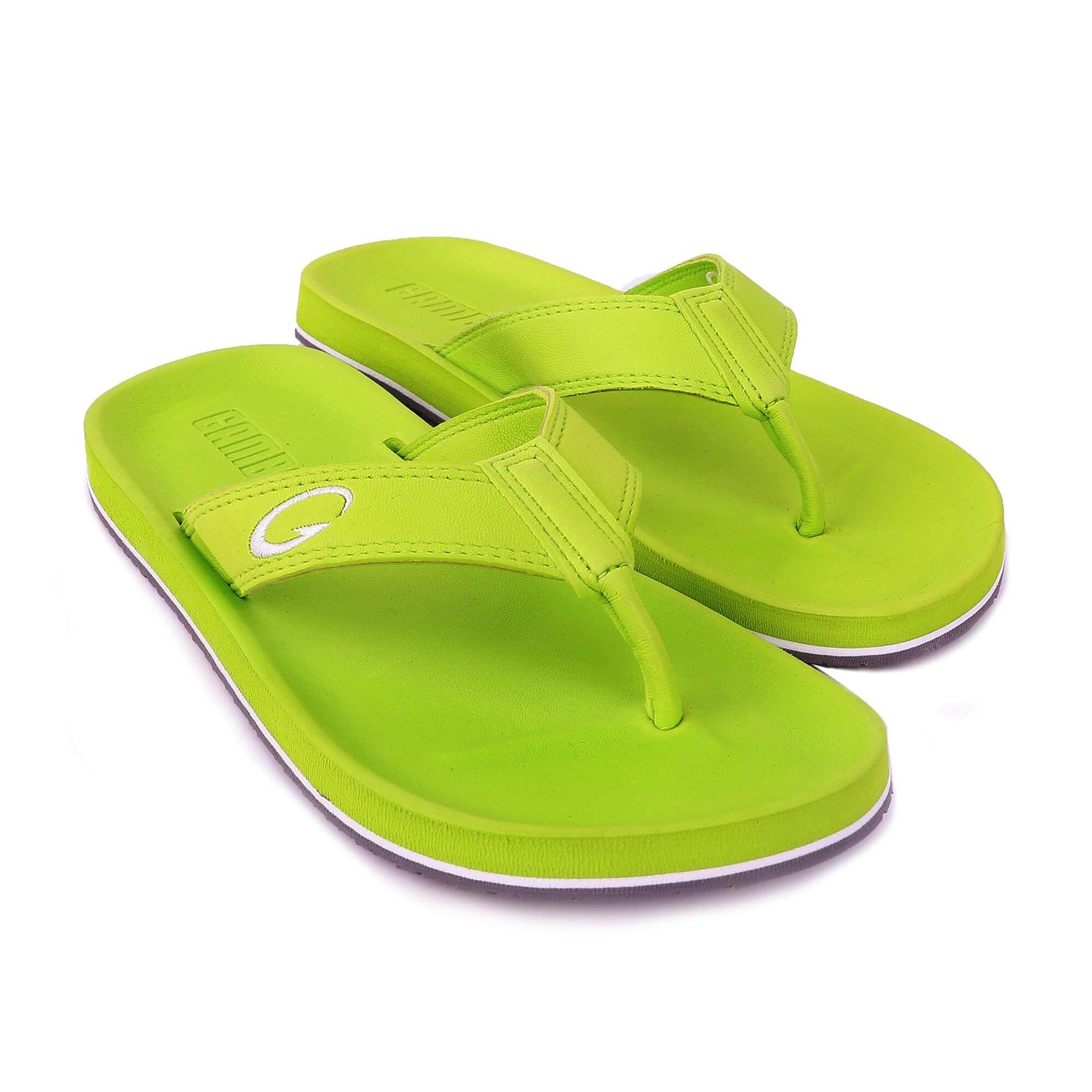 GAMBOL แกมโบล รองเท้าแตะ (นุ่ม) รุ่น GW11267 - สีเขียวอ่อน