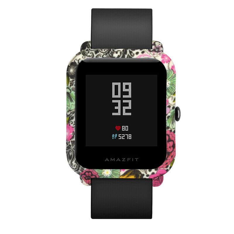 Tamister Ultra-Thin Full Coverage Pc Screen Protector Bumper Case For Huami Amazfit Youth Ed. By Charleybrewer.