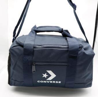 91d014e1451 ซื้อที่ไหน CONVERSE กระเป๋าสะพาย รุ่น NEW SPEED DUFFLE BAG NAVY -  126001390NA-F (NAVY) การเปรียบเทียบราคา - มีเพียง ฿530.96