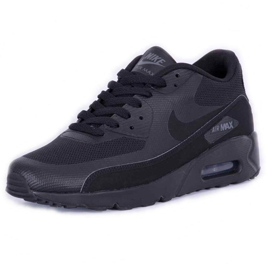 low priced cb22c 3a6fe Nike รองเท้าแฟชั่นผู้ชาย Nike Air Max 90 Ultra 2.0 Essential 875695-002  (Black