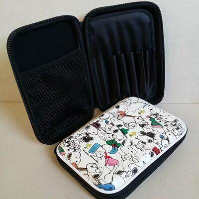 สุดยอดสินค้า!! ส่งฟรี Kerry!!! ขาย กล่องดินสอสมิกเกิ้ล EVA กระเป๋าดินสอ กล่องดินสอ smiggle hardtop pencil case Snoopy สนู๊ปปี้