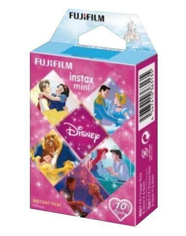 Fujifilm Instax Mini ฟิล์ม ลาย Disney Princess จำนวน 10 แผ่น (16581836).