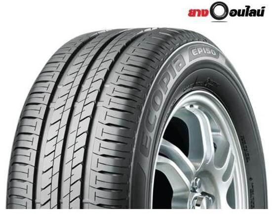 โคราชกรุงเทพมหานคร Bridgestone บริสโตน EP150 ยางรถยนต์ ขนาด13-16 นิ้ว จำนวน 1 เส้น (แถมจุ๊บลมยาง 1 ตัว)