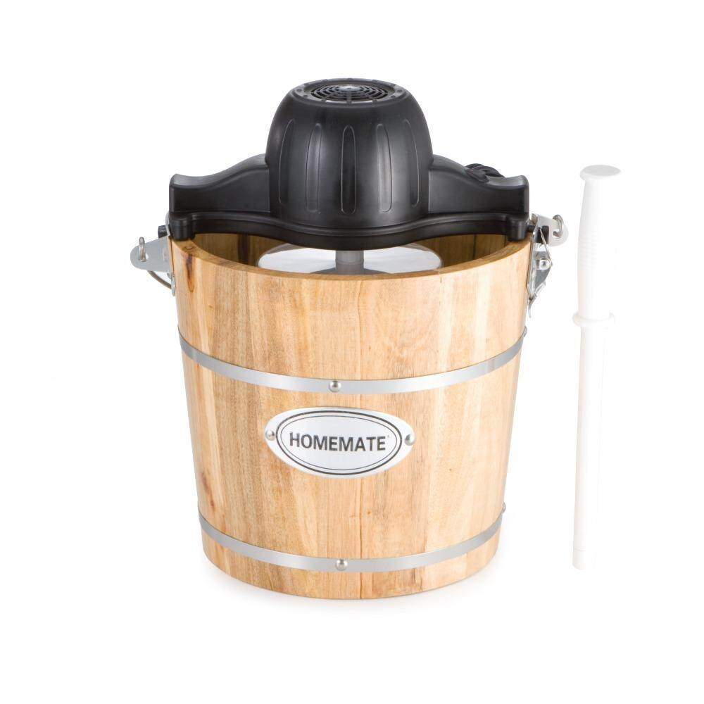 Homemate เครื่องทำไอศกรีม Hom-122050 ของวีรสุ/verasu By Verasu.