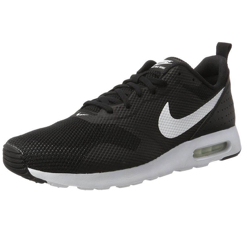 ยี่ห้อนี้ดีไหม  นครศรีธรรมราช Nike รองเท้าแฟชั่นผู้หญิง Women s Nike Air Max Tavas 916791-001 (Black/White)  สินค้าลิขสิทธิ์แท้