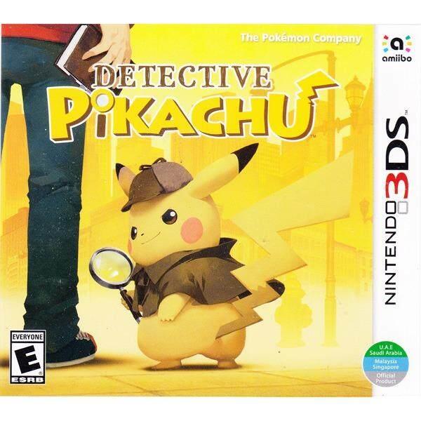 Nintendo 3DS DETECTIVE PIKACHU (US)
