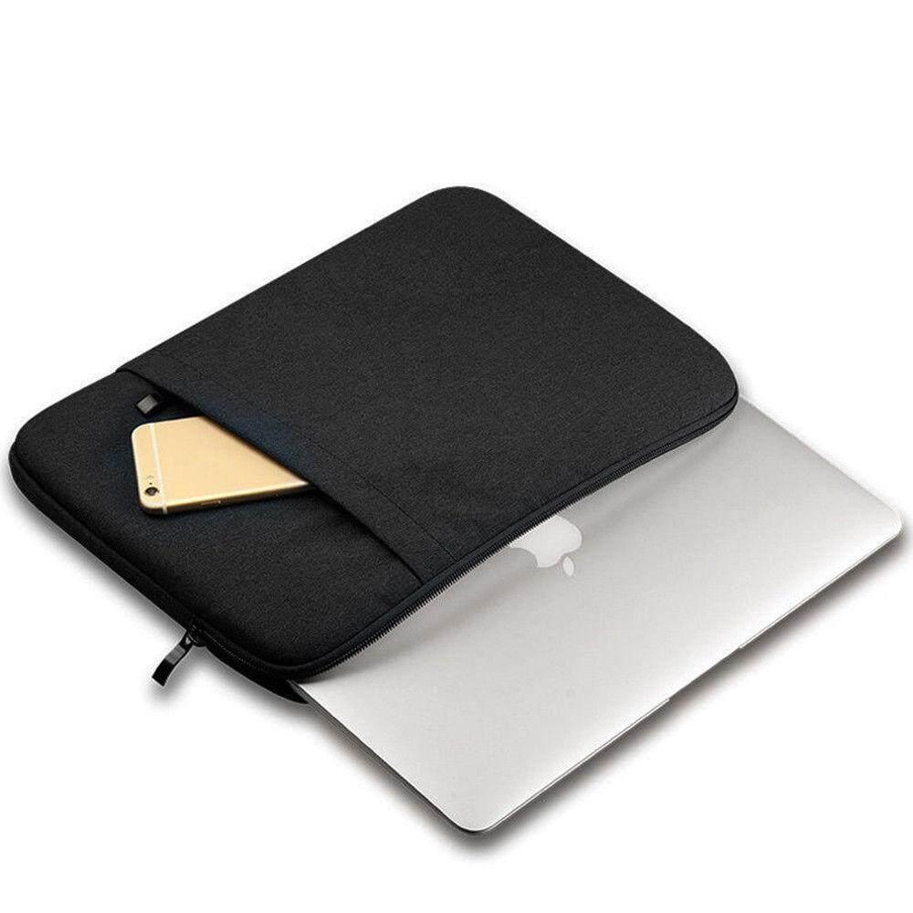 13.3 Inch Premium Denim Series Vertical Shockproof Sleeve Case Bag With Pocket Bag Case For Macbook Retina,pro,air 13.3 Inch - Intl.