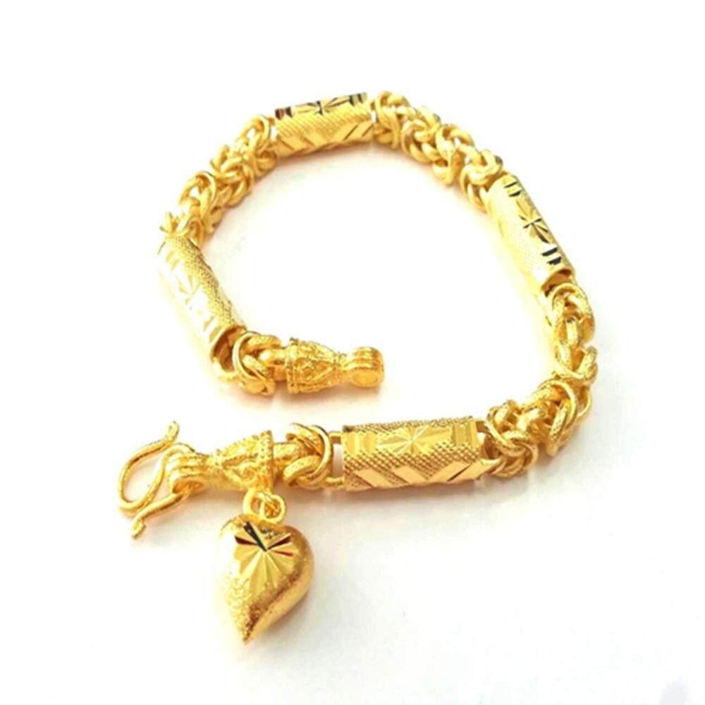 ซื้อ สร้อยข้อมือจากเศษทองแท้ น้ำหนัก ๑ บาท