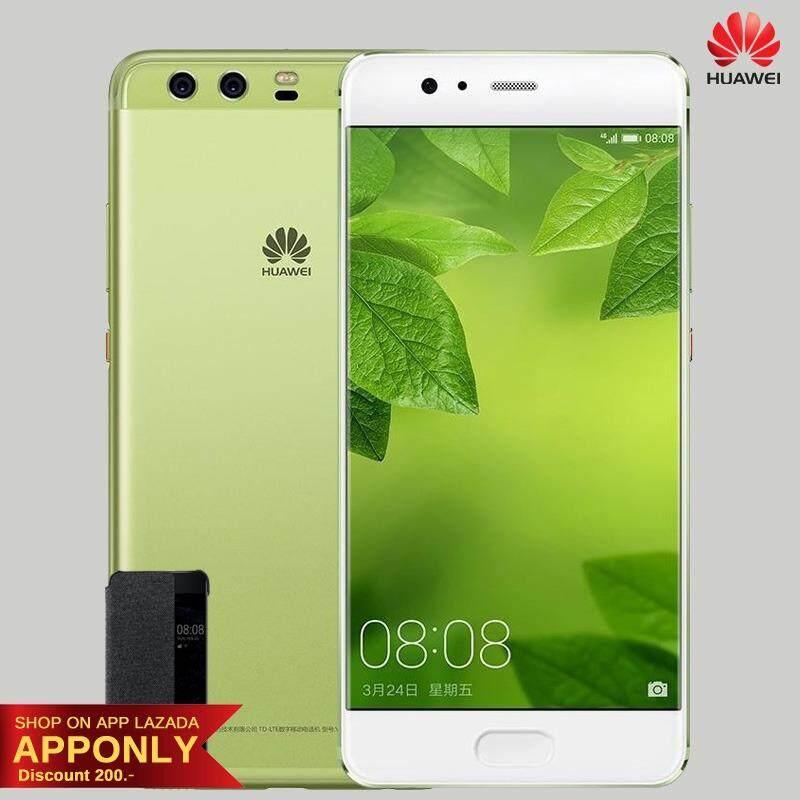 ซื้อ Huawei P10 Premuim 4Gb 64Gb ฟรี Original Case Cover รับประกันศูนย์ประเทศไทย 1 ปี ออนไลน์