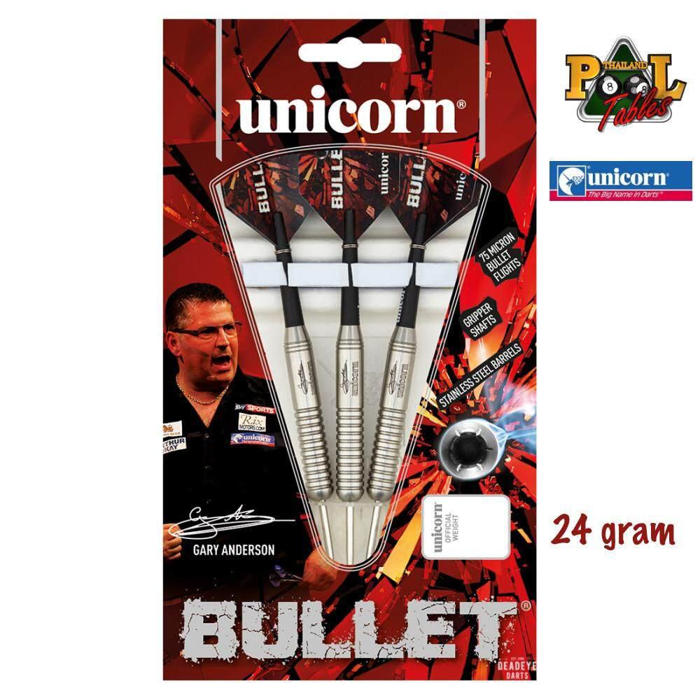 Unicorn Core 75 Dart Flights Plus Black Brass