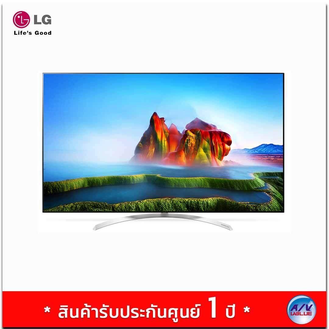 ส่วนลด Lg Super 4K Uhd Tv รุ่น 55Sj850T ขนาด 55 นิ้ว Sj85 Super Uhd Tvs With New Nano Cell Technology Lg