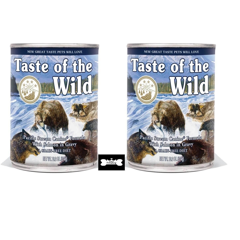 ซื้อ Taste Of The Wild Smoked Salmon อาหารเปียก สุนัข แซลมอน แบบกระป๋อง 374G 2 Units ถูก