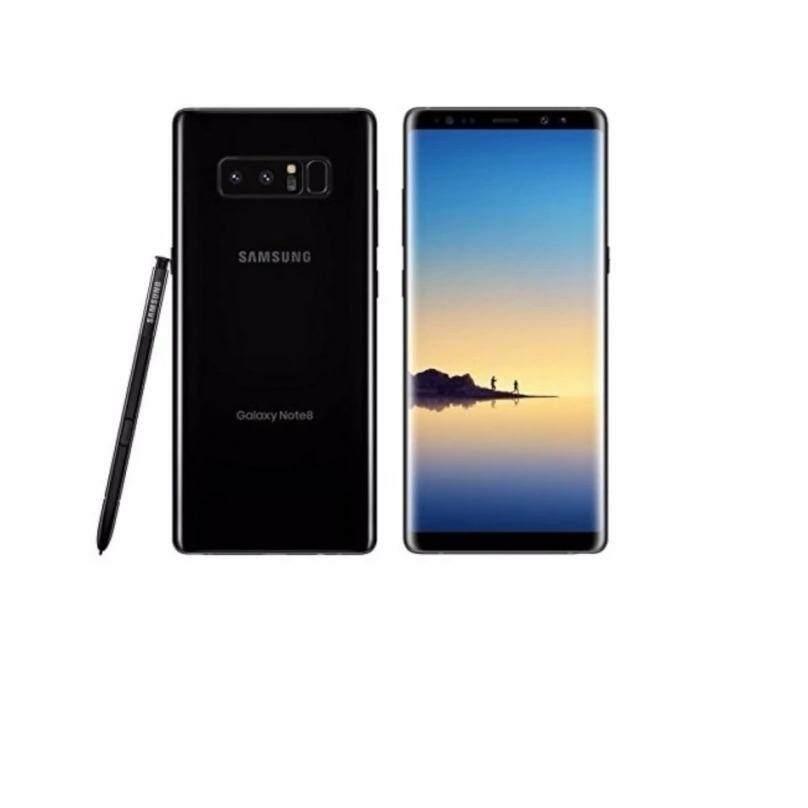 Referbish Samsung Galaxy Note 8 Dual Sim Deep Sea Blue ถูก