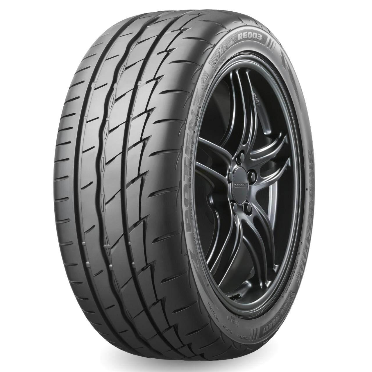 ฉะเชิงเทรา Bridgestone Potenza RE003 195/50R15 1เส้น ปี 18 ผลิตไทย