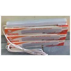 ไฟนีออน LED USB ต่อกับแหล่งจ่ายไฟ USB 5V ขนาด 3.5 วัตต์