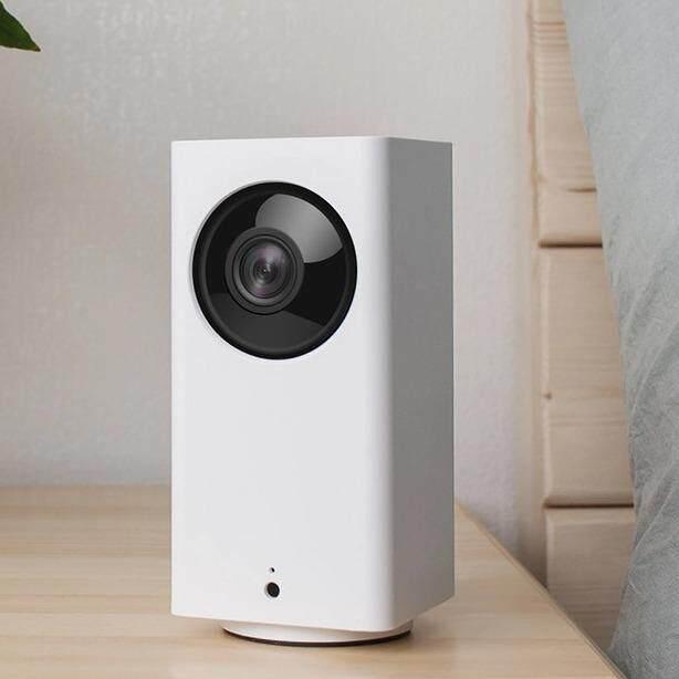 NEW Xiaomi Mijia Dafang IP Camera 1080p กล้องวงจรปิดสั่งหมุนได้360°องศา WiFi CCTV Night Vision พร้อมคู่มือการใช้งา กล้องวงจรปิดไร้สาย หมุนได้