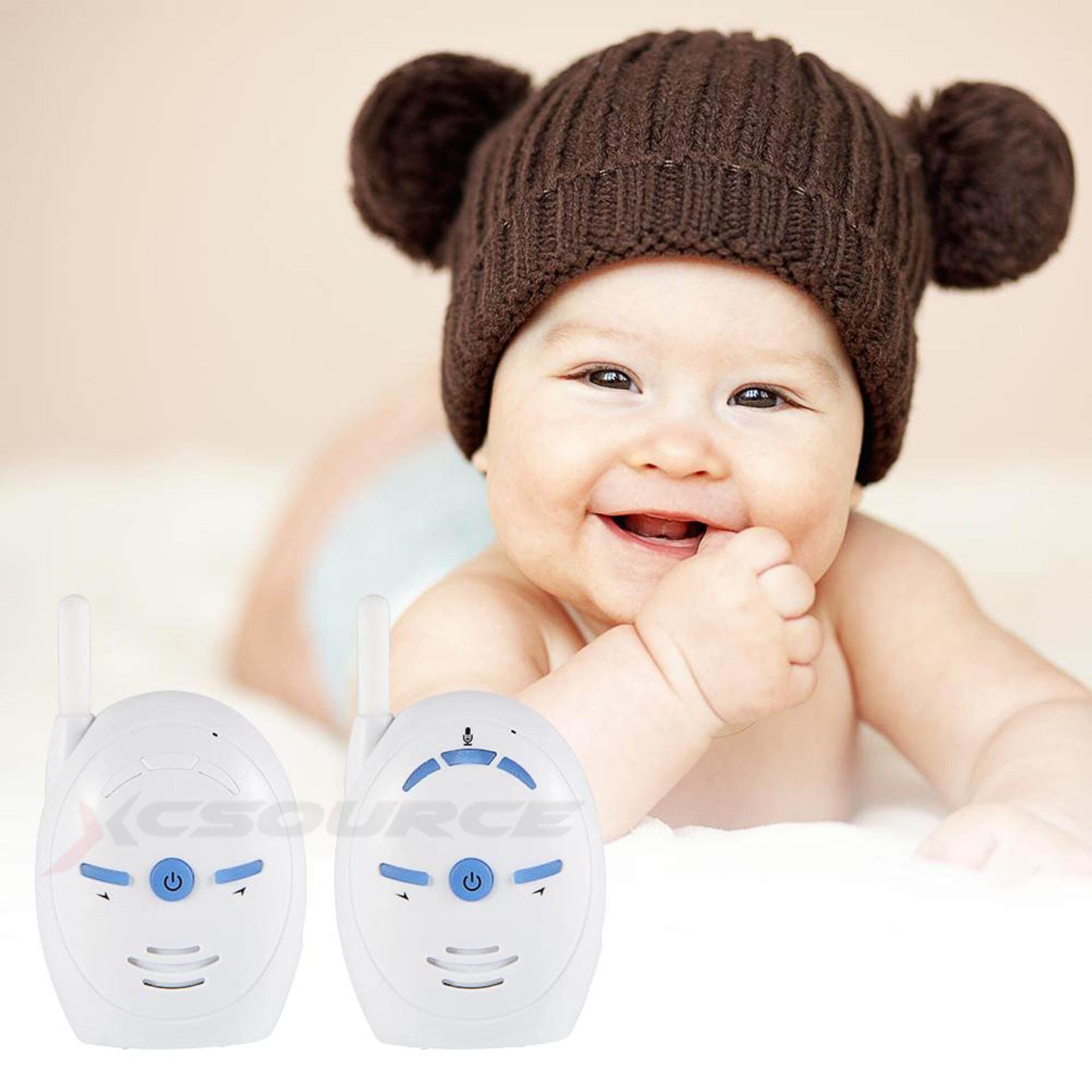 Baby Monitor เบบี้มอนิเตอร์  วิทยุสื่อสาร ไร้สาย สำหรับดูแลเด็ก.