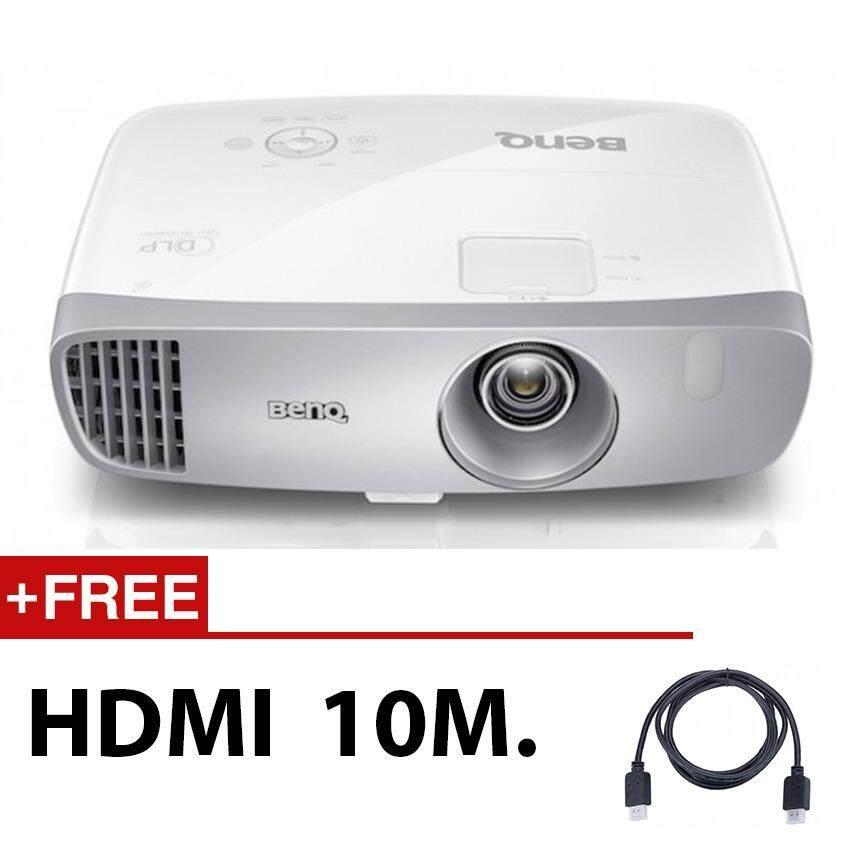 ขาย Benq Projector รุ่น W1110 Home Theater Full Hd 1080P Free Hdmi 10M ออนไลน์