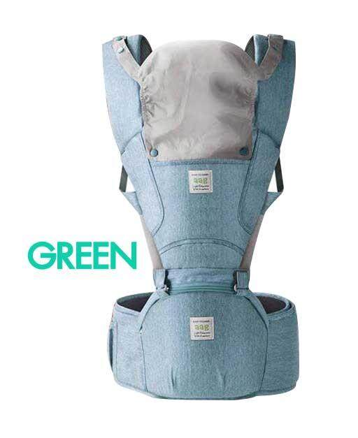 AAG Hipseat Carrier เป้อุ้ม (มีหมวก)