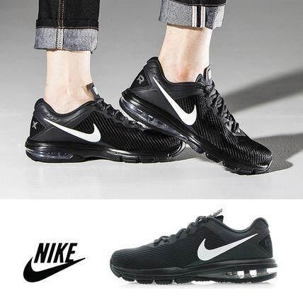 ตราด Nike รองเท้า วิ่ง ผู้ชาย ไนกี้ Airmax Full Ride TR TRIPLE BLACK รุ่นยอดฮิตนักกีฬา นุ่มเบา สบายเท้า รับแรงกระแทกดีเยี่ยม ของแท้ 100% ส่งไวด้วย kerry!!!