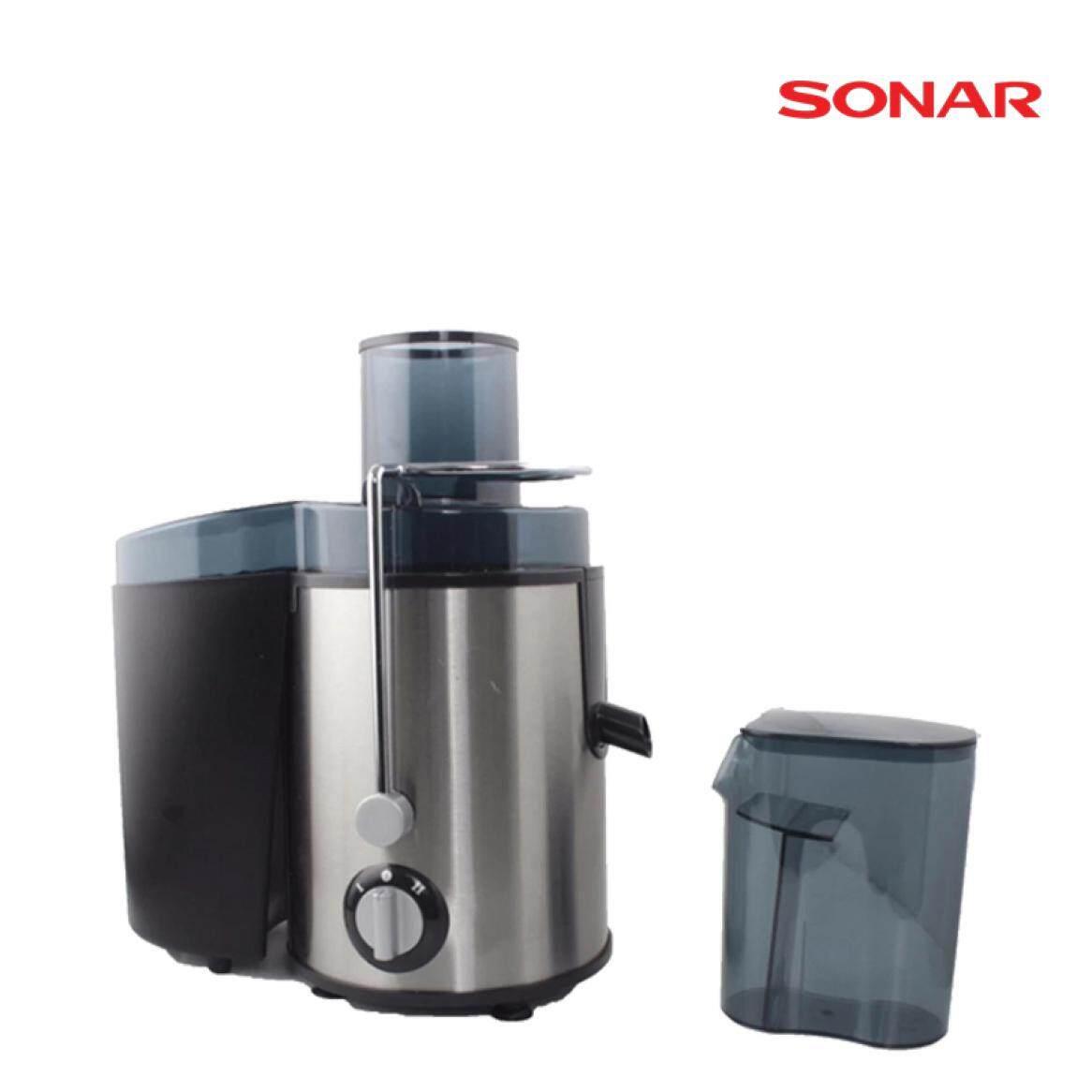 SONAR เครื่องปั่นน้ำผลไม้พร้อมดื่ม รุ่น JC-617S Juice Blender คุณภาพดี