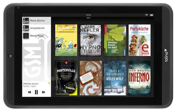 Mojojojoe : แท็บเล็ต 7นิ้ว, Tablet Tolino Tab 7  แท๊บเลต 7นิ้ว Android 4.2 (พร้อมส่ง สินค้า Stock ในไทย).