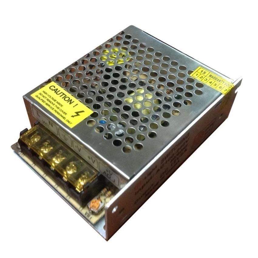 Switching Power Supply 12V 10A 120w  หม้อแปลงไฟ กล้องวงจรปิด 8-10 ตัว