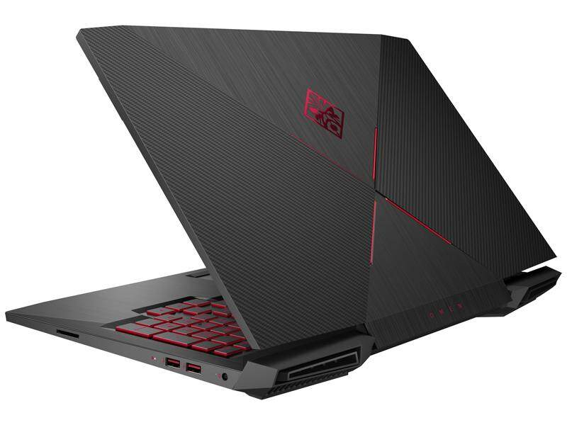 นครปฐม OMEN by HP 15-ce512tx / Intel Core i7-7700HQ (2.80-3.80GHz)  / การ์ดจอเกม GTX1050 (4GB) / 4 GB / 128GB SSD + 1TB / 15.6